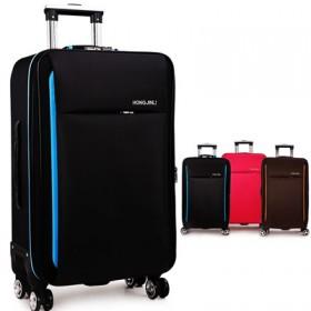 旅行箱20商务拉杆箱22万向轮行李箱24寸男女-1