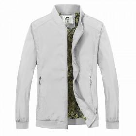 新款男士夹克男时尚立体男装风衣外套
