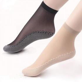 8双原装正品精美包装棉底短丝袜