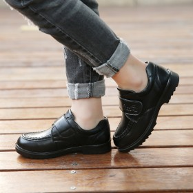 男童皮鞋儿童真皮单鞋中大童鞋儿童演出鞋学生鞋