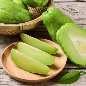 【限地区】云南有机新鲜蔬菜佛手瓜 绿色营养洋丝瓜