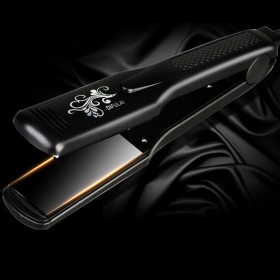 拉直发器家用恒温不伤发空气刘海烫发器电夹直板内扣