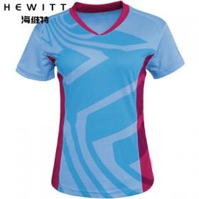 短袖T恤防紫外线透气吸湿排汗快干运动衫