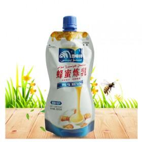 【尼勒克馆】蜂蜜炼乳蛋挞烘焙原料奶茶材料300g