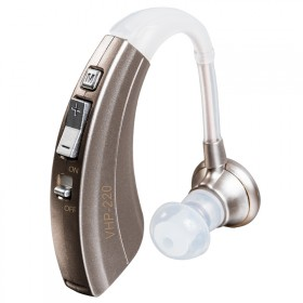 沐光助听器 老人无线隐形老年人耳聋耳背式 助听器