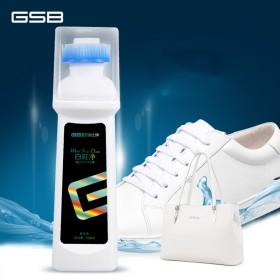 国仕邦小白鞋神器帆布鞋运动鞋皮革皮具液体清洁剂