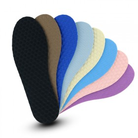 2双 运动鞋垫 中药防臭除臭按摩型