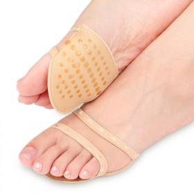 3双 前掌垫女隐形袜护脚垫半码垫加厚柔软