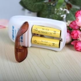 正品宏力充电电池5号7号通用电池充电器