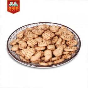动物饼干500g袋装传统老味清真桂顺斋
