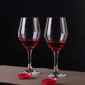 无铅透明玻璃红酒杯醒酒器家用套装高脚杯