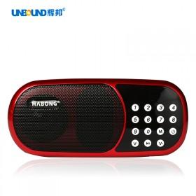 MP3老人迷你小音响插卡音箱便携式音乐播放器随身听