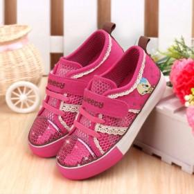 韩版儿童网布鞋潮
