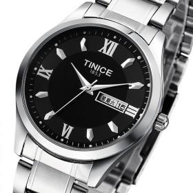 运动手表防水男士手表钢带