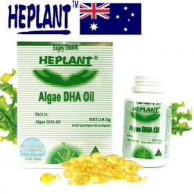 澳大利亚原装进口海藻油DHA宝宝聪明眼睛亮