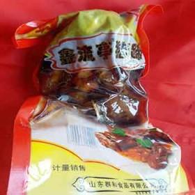 鑫流亭猪蹄卤味熟食肉类零食特产小吃500g
