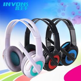 青春时尚游戏音乐耳机
