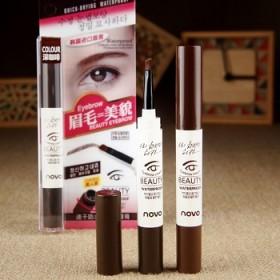 正品 自然眉毛膏 染眉膏 持久 防水防汗不脱色快干