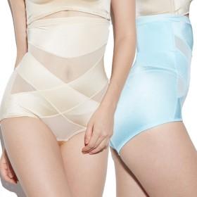 【两条装】高腰无痕产后收腹裤束腰裤