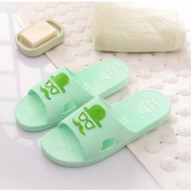 酷趣浴室拖鞋女夏室内外防滑洗澡可爱胡子居家情侣