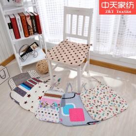 中天家纺 斜纹棉沙发垫布艺坐垫 沙发套 椅子垫