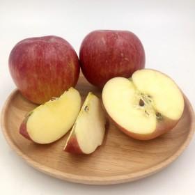 野生高山光果红富士苹果脆甜5斤包邮