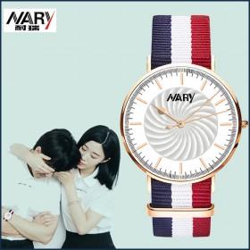 外贸名牌高档大盘精钢精工品牌情侣手表 机械表 男表