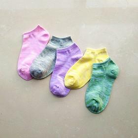 5双包邮男女船袜春夏短袜收藏送赠品亏本冲销量