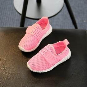 儿童网鞋女童运动鞋男童透气休闲鞋童鞋宝宝鞋春夏季