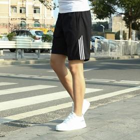 男士运动短裤跑步健身训练休闲夏季运动五分裤速干裤