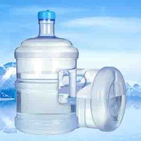 加厚PC饮水机桶矿泉纯净水桶手提7.5升桶装水瓶