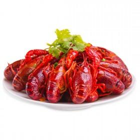 盱眙小龙虾熟食麻辣十三香口味虾香辣虾鲜活烧制包邮
