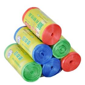 【5卷装】超韧性加厚垃圾袋家用点断式塑料袋