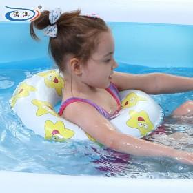 诺澳儿童游泳圈 适合2-4岁