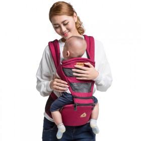婴儿腰凳背带夏季多功能新生儿抱凳宝宝抱婴腰凳 透气