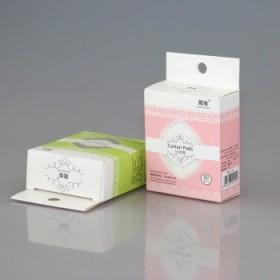 简妆化妆棉一盒盒装50片