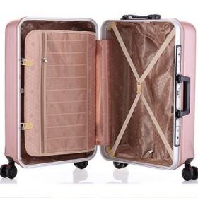 铝框行李箱拉杆箱万向轮静音旅行箱