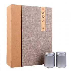 【请拍两份】金骏眉武夷山茶叶红茶醇韵武夷印象礼盒