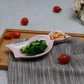 卡通盘子创意可爱儿童陶瓷小吃盘点心盘寿司盘餐具