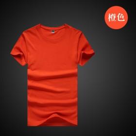 夏季圆领短袖T恤