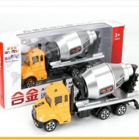 仿真玩具车工程车消防车警车运输车,4款可选