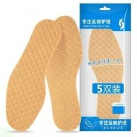 5双装 薄荷除臭运动鞋垫