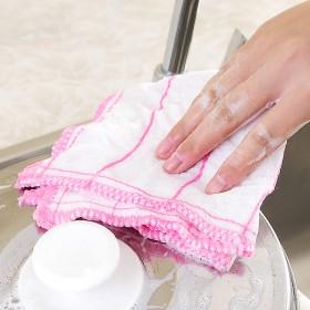 20片棉纱洗碗布厨房抹布洗碗布