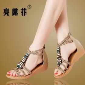 时尚女鞋,女凉鞋