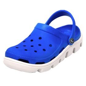 洞洞鞋男沙滩鞋包头凉鞋