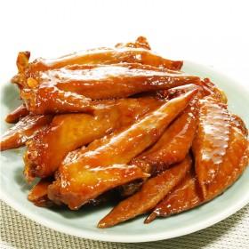 酱香辣鸡翅500g 卤味熟食真空小包装秘制鸡翅尖