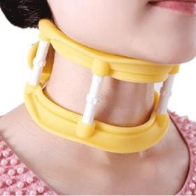 四季透气医用颈椎牵引器可调节支撑小孩