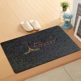 绣花防滑吸水可定制地垫