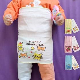 2条装肚围纯棉婴儿卡通腹围婴幼儿肚兜