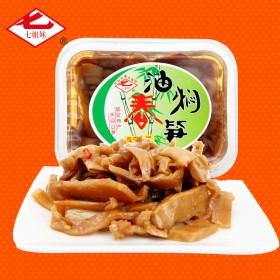 油焖笋 零食竹笋180克X2盒装 烤笋 油焖春笋